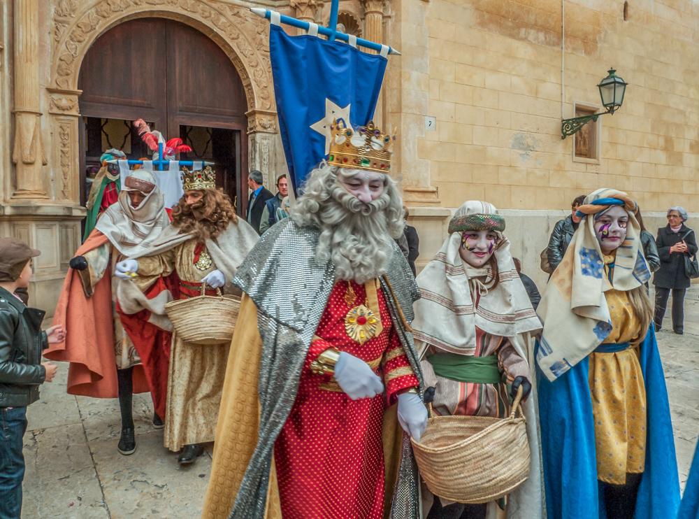 Reies Magos Felanitx Mallorca 1